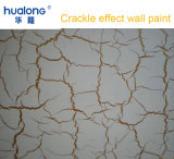 Hualong Decoration Wall White Crackle Paint