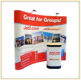Free Standing Portable 10ft Magnetic Pop up Display Banner