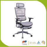 High Quality Modern Armchair with Footrest