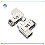 New Arrival Smartphone OTG USB Flash Drive Memory Stick with Logo