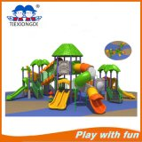 Factory Supply Outdoor Swing System Kids Slide Playhouse