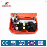 Fire Fighting Equipment 6.8L Carbon Tank Air Breathing Apparatus
