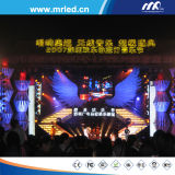 P4.8mm Aluminum Die-Casting Full Color Indoor LED Rental Digital Sign Board Screen (576*576)