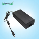 4-Pin DIN 20V 11A AC/DC Power Supply for Clevo