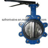 Cast Iron/Ductile Iron Lugged Type Butterfly Valves