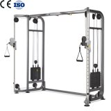 Adjustable Crossover Gym Fitness Equipment Strength Machine Pass Ce