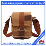 New Canvas Cross Across Body Shoulder Messenger Bag Unisex Mens Womans (MSB-022)