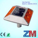 ODM & OEM Approved Aluminum Solar Road Stud / LED Flashing Road Marker