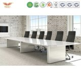 Simple Design Melamine MDF Meeting Table