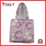 600d Cute Ladies Small Tote Hand Bag