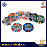 9.5g 3 Color Pure Clay Sticker Chip (SY-C08)