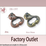 Zinc Alloy Big Pull Archaize Handle European Style Handle (ZH-1357)