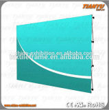 Adjustable Tension Fabric Display Aluminum Pop up Booth