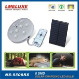 Rechargeable SMD LED Solar Bulb with Remote Control