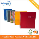 Customized A4/A5/A6 Spiral Notebooks on Promotion (QYCI15274)