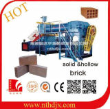 Automatic Red Clay Brick Manufacturing Machine (JKY60/60)