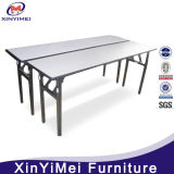 Banquet Canteen Hotel Restaurant Event Party PVC Folding Table (XYM-T118)