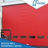 Auto Repair High Speed Roll up Door for Warehouse