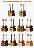 Wholesale Master Level Custom All Solid Acoustic Guitars From Aiersi