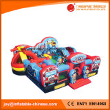 Giant Military Inflatable Playground Fun Fair City for Amusement (T6-102)