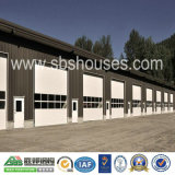 Large Span Steel Prefab House Warehouse or Workshop