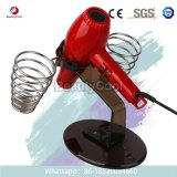 acrylic Wall Mount Spring Style Hair Dryer Holder Blower Holder with Spring Holder