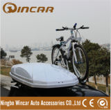 Win33 520L White Car Top Carrier Cargo Box Roof Mount Box