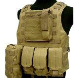 Military Tactical Molle Combat Assault Vest Amphibious Nylon Vest