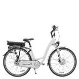 Front Drive Motor Lady Style Electric Bike, City E-Bike
