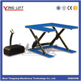 U-Shape Low Profile Electric Lift Table