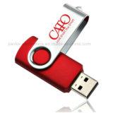 Hot Selling 4GB 8GB 16GB 32GB Swivel USB Flash Drive (307)