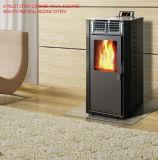 Italian Pellet Burner Fireplace (CR-01)