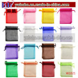 Premium Organza Wedding Favour Gift Bags Jewellery Pouches (W1021)