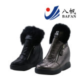 2016 Woman′s Fur Collar Fashion Boots Bf1610229