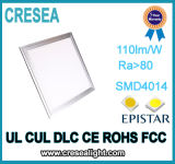 Slim Square Embedded 36W 40W 45W 48W Epistar Chip 595*595mm LED Panel Light