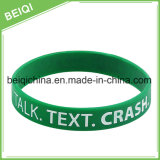 Customized Silicone Bracelet for Promotion