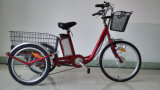 24' ' 36V Brushless Adult Electric Tricycle
