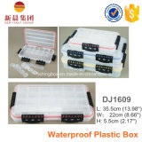 Transparent Plastic Waterproof Fishing Box