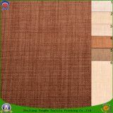 Textile Woven Fabric Poly Waterproof Flame Retardant Coated Blackout Curtain Fabric for Window