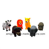Baby Toy Set with Animals Shaped in Plasti⪞