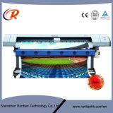 Large Wide Format Eco Solvent Dx5 Printer Head Textile Inkjet Plotter