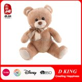 Lovely Custom Stuffed Toy Plush Bear with Ribbon