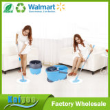 360 Spin Easy Wring Tornado Floor Cleaning Mop with Bucket
