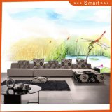 Dragonfly Lotus Pond Wallpapers Beautiful Scene Oil Painting