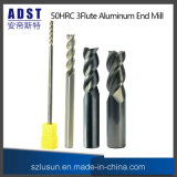 Professional Cutter 50HRC 3flute Aluminum End Mill Cutting Tool