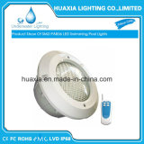 LED Swimming Pool Underwater Light ABS Housing for Liner Pools