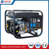 6kw Petro Generator Set, Portable Gasoline Generator for Home Use