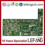 Security Electronic Intercom Signal Circuit Board PCB with OSP