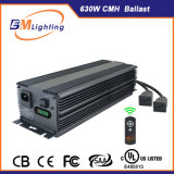 Professional 240V CMH HPS Mh 630W Digital Dimmable Ballast Dual 315W Double Output Remote Ballast for Hydroponic Plant Grow