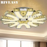 Modern Design K9 Crystal Glass Ceiling Lamp Pendant Light